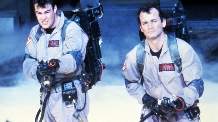 'Ghostbusters' Theme Gets Glowing Vinyl Reissue for Record Store Day