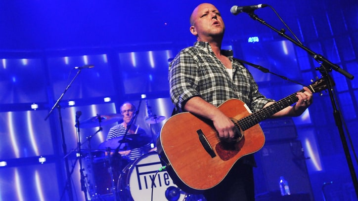 Pixies Compile Recent EPs on New Album, 'Indie Cindy'
