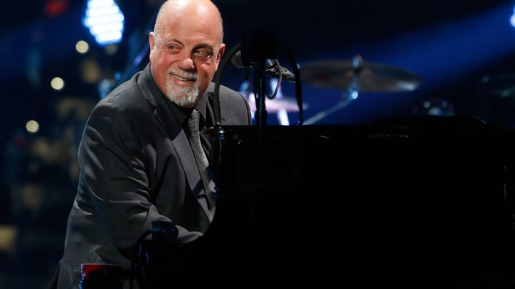 Billy Joel's SiriusXM Channel to Air Hits, Rarities and Interviews