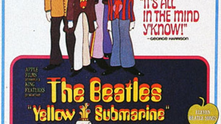 Disney Kills 'Yellow Submarine' Remake