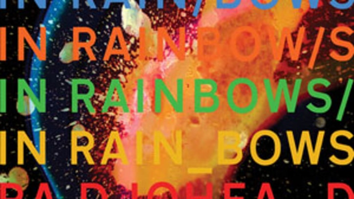 'In Rainbows' Bonus Disc