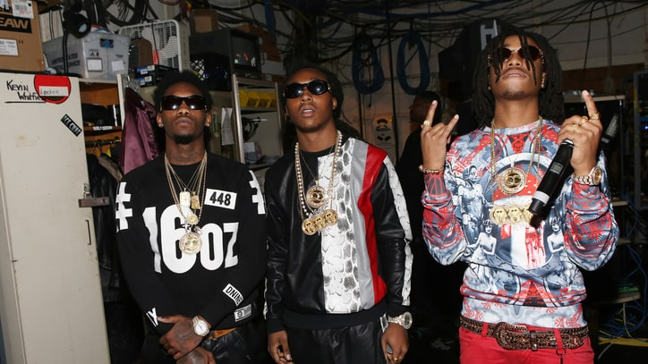 Migos Involved in Shooting Outside Miami