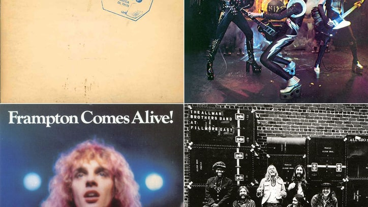 Weekend Rock Question: What Is the Best Live Album of the 1970s?
