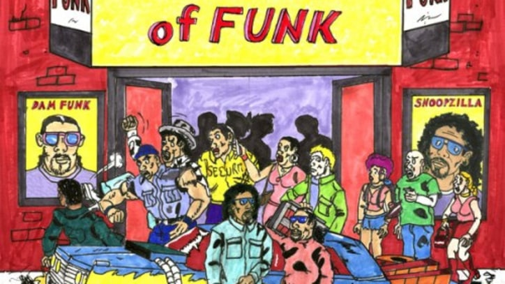 7 Days of Funk'