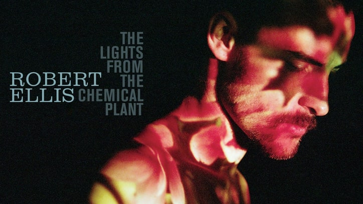 The Lights From the Chemical Plant