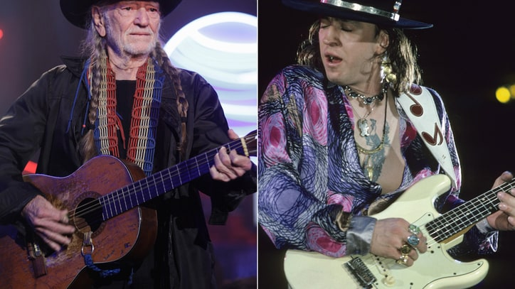 Inaugural ACL Hall of Fame to Induct Willie Nelson, Stevie Ray Vaughan