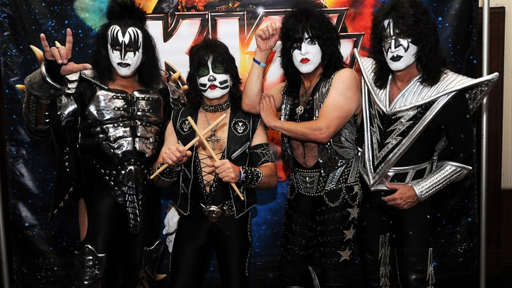 Full Current Kiss Lineup to Attend Hall of Fame Induction
