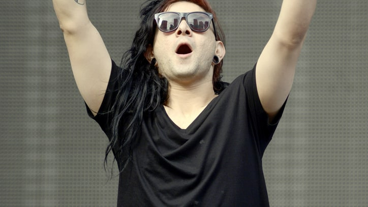 On the Charts: Can Skrillex Ride 'Recess' to Live Success?