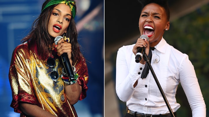 M.I.A. and Janelle Monae to Duet Two New Songs Via Holograms