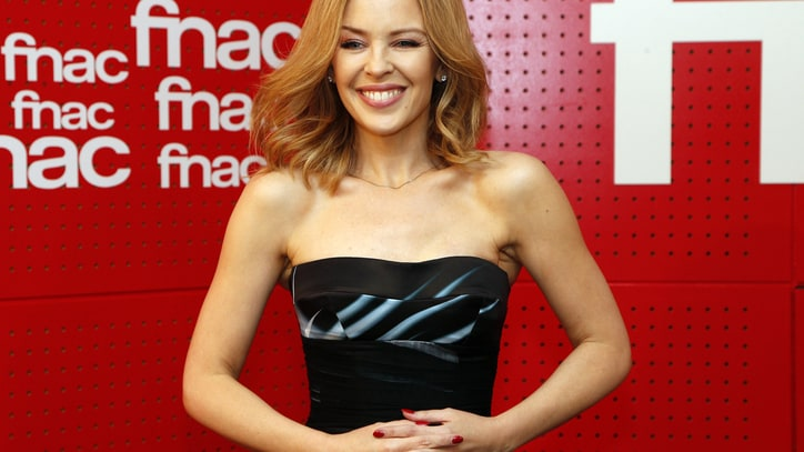 'What Is Sexercize?' Kylie Minogue on Getting Saucy for 'Kiss Me Once'