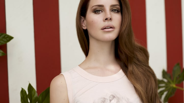 Lana Del Rey Heads to the Disco on 'Meet Me in the Pale Moonlight'
