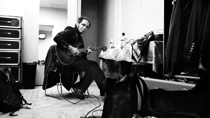Nils Lofgren Recalls Touring With Bruce, Writing With Lou Reed