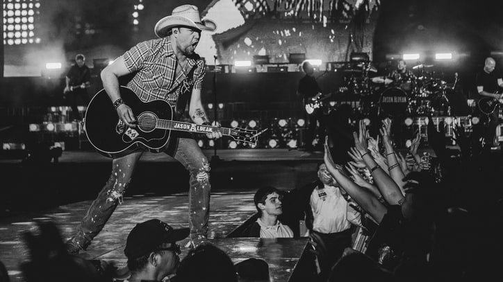 Jason Aldean, Eli Young Band Tip Off Final Four Weekend In Dallas
