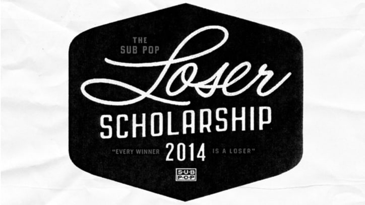 Sub Pop Accepting Applications for 'Loser' Scholarship