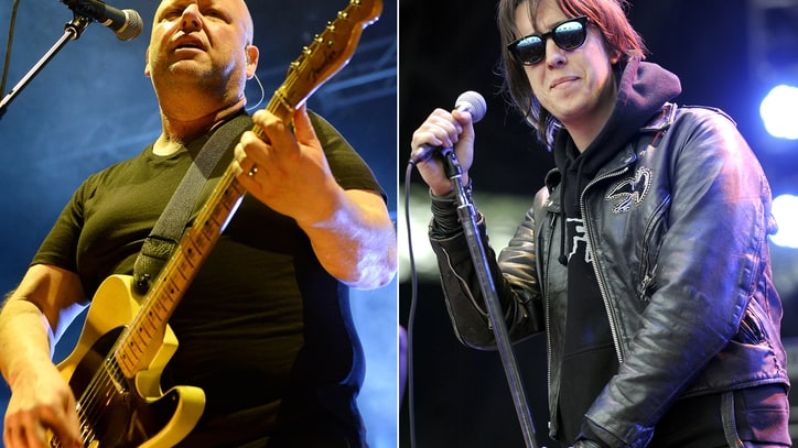 Pixies, Julian Casablancas Added to Coachella 2014