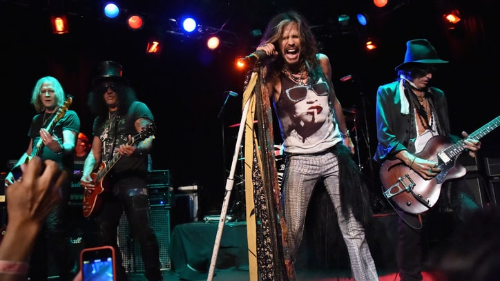 Aerosmith Get Pumped for Tour With Slash: 'It's Still Rock & Roll'