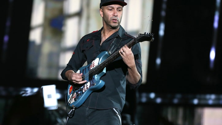 Tom Morello Looks Ahead to His Kiss Rock Hall Induction Speech