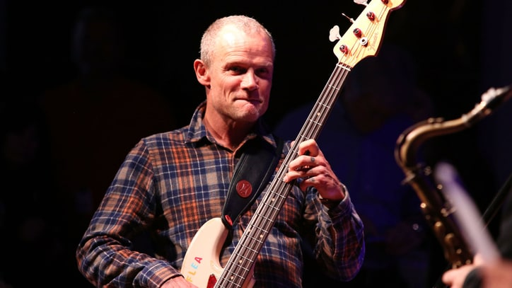 Flea's New Supergroup Antemasque Share Another Prog-Punk Rager
