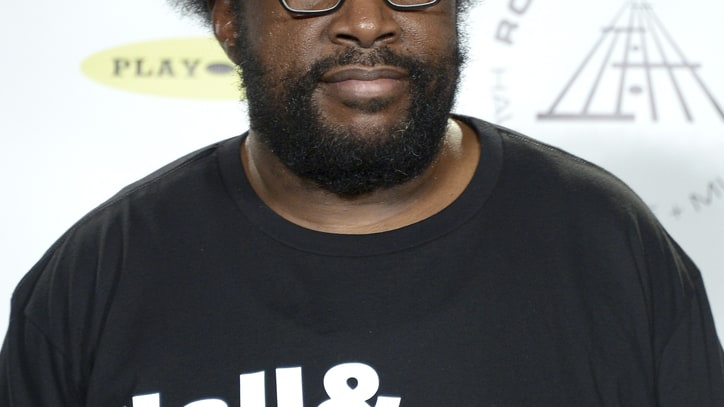 Questlove Claims 'Hall And Oates Cure Illness' At Rock Hall Induction