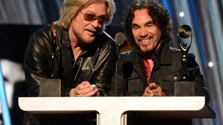 Q&A: Hall & Oates Finally Earn a Spot in Rock and Roll Hall of Fame