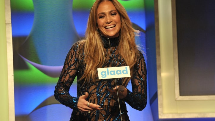 Jennifer Lopez, Laverne Cox Honored at GLAAD Media Awards