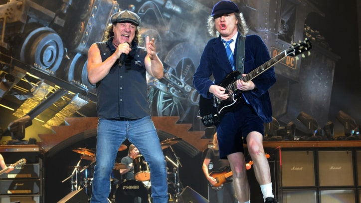 AC/DC Not Breaking Up Amid Retirement Rumors