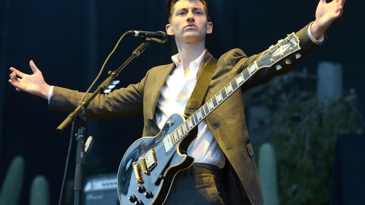 Arctic Monkeys Set to Headline Summerfest