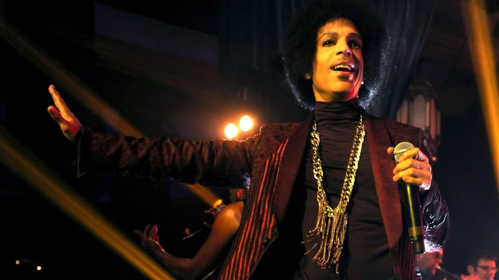 Prince Releases New Surprise Single, 'The Breakdown'