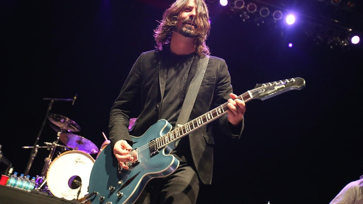 Foo Fighters' New Album 'Halfway Done,' Says Butch Vig