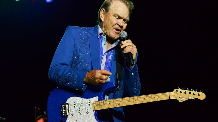 Country Icon Glen Campbell Moved to Alzheimer's Facility