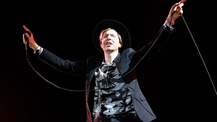 Beck Covers Prince at Arcade Fire's Coachella Show