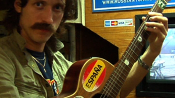 Hit a Russian Bathhouse With Gogol Bordello's Eugene Hutz