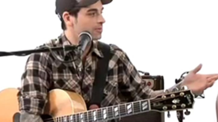 Watch Dashboard Confessional's Acoustic Rolling Stone Session: 'Get Me Right'