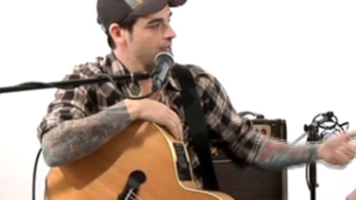 Watch Dashboard Confessional's Acoustic Rolling Stone Session: 'Belle of the Boulevard'