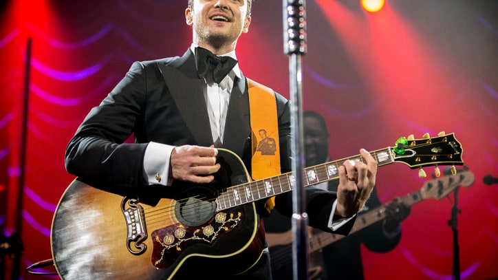 Body-Rockers: The Best of Justin Timberlake