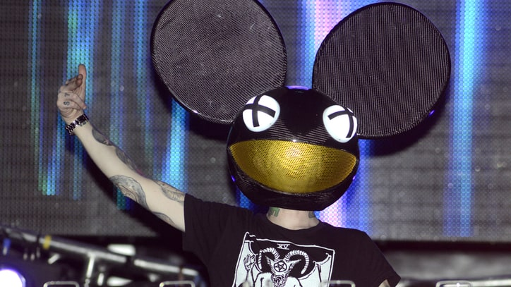 Deadmau5 Replies to Arcade Fire's Anti-EDM Jab: 'What's Your Problem?'
