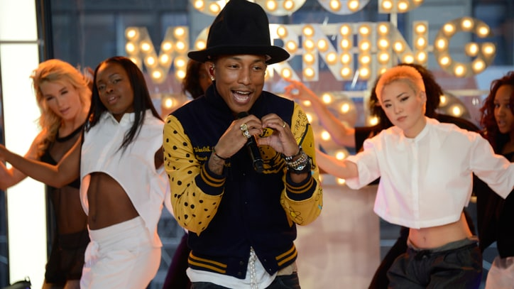 Help Pharrell Recover the Words of His New Social Book, 'Inspiration'
