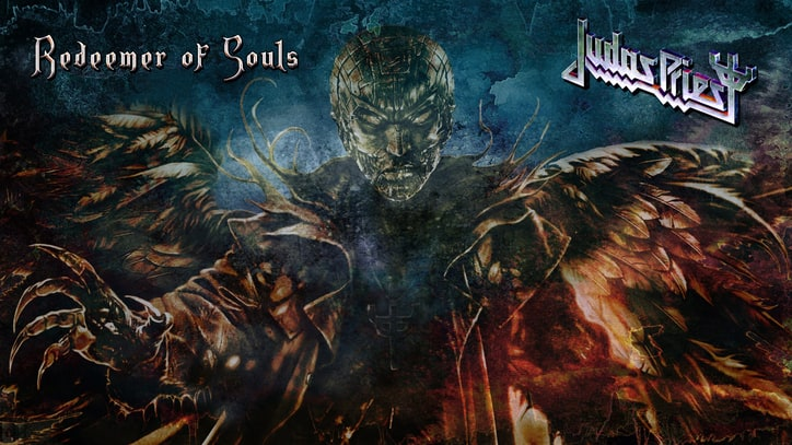 Judas Priest Preview 'Very Heavy Record' With 'Redeemer of Souls'