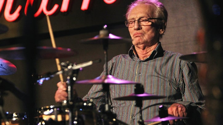 Ginger Baker Asks Himself 'Why?' in Swinging New Song - Premiere
