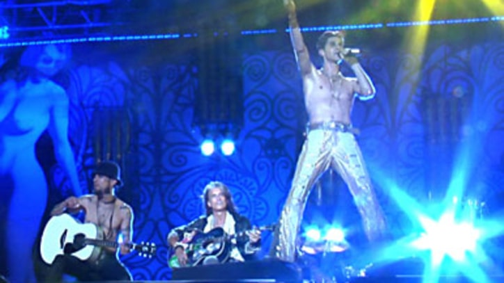 Lollapalooza 2009: Jane's Addiction with special Guest Joe Perry