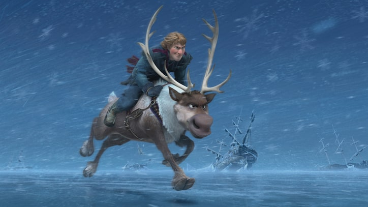 Freezing Reign: 'Frozen' Remains Unbeatable on Charts