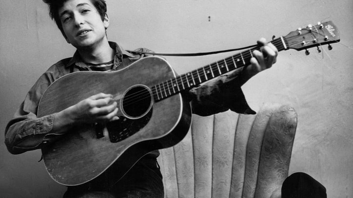 Bob Dylan's 'Like a Rolling Stone' Lyrics Going Up for Auction