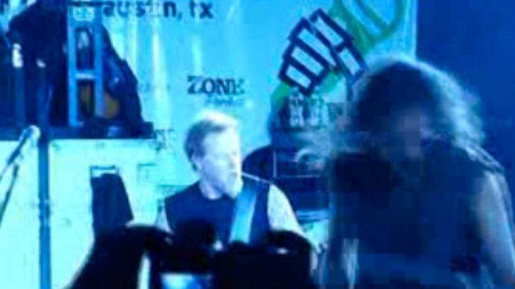 Metallica Pound SXSW With 90-Minute Greatest-Hits Set at Surprise Show