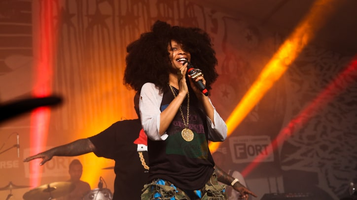 Erykah Badu Defends Swaziland Performance Amid Abuse Allegations