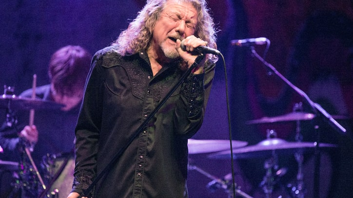 Robert Plant Slams Idea of Zeppelin Tour: 'I'm Not Part of a Jukebox'