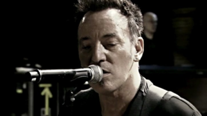 Exclusive Video: Bruce Springsteen From Springsteens' 2009 Asbury Park Set