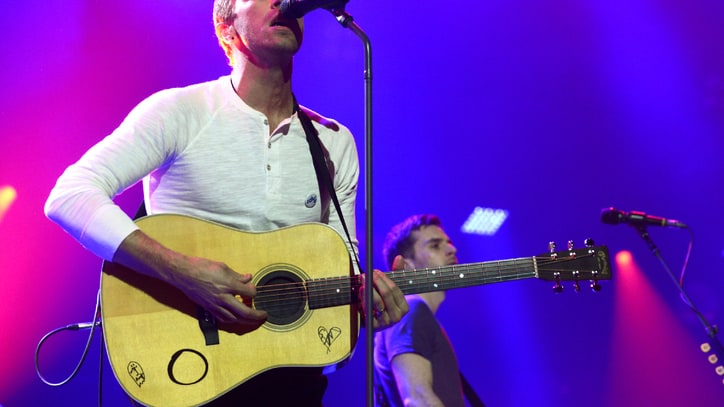 Coldplay Dedicate 'Fix You' to Mick Jagger at NYC Show