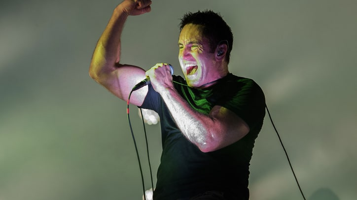 Trent Reznor Speaks Out Against 'Cowardly' Bands