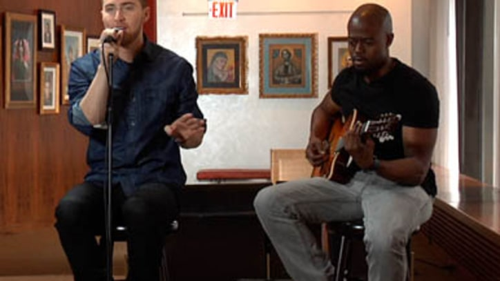 'Falling' Mike Posner Live at Rolling Stone