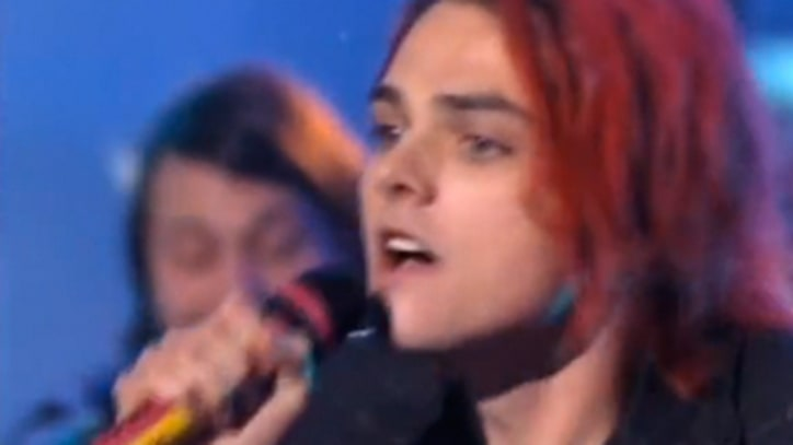 My Chemical Romance on Jimmy Kimmel